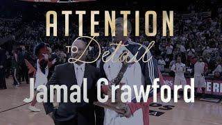 Jamal Crawford's Handles Broken Down to a Science