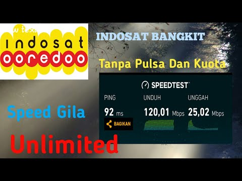 Wow Indosat Bangkit Unlimited Fast Konek All Tkp Viral