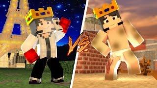 Minecraft Machinima: RICO VS POBRE NAS FÉRIAS!