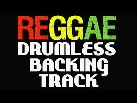 Reggae Dub Drumless Backing Track
