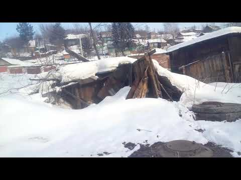 В Кузбассе в городе Осинники рушатся дома. Смотреть всем Россия второе видео