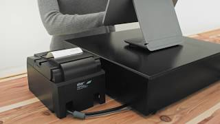 Square Open Cash Drawer
