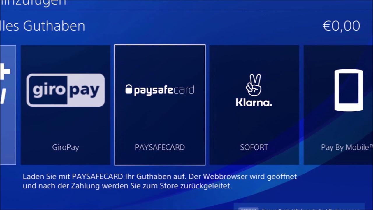 Psc Mit Handyguthaben Kaufen