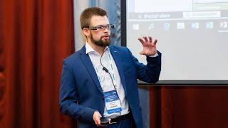 Станислав Воронин (Siemens) — Виртуальный ввод в эксплуатацию и виртуальное обучение с помощью VR.