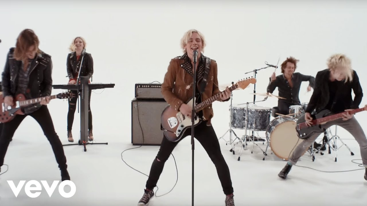 Download R5 - Let's Not Be Alone Tonight (Official Video)