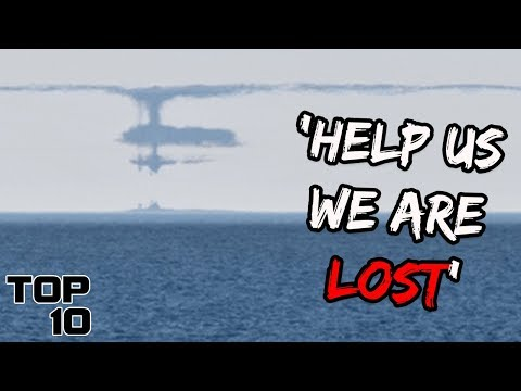 Top 10 Scary Ghost Ship Urban Legends