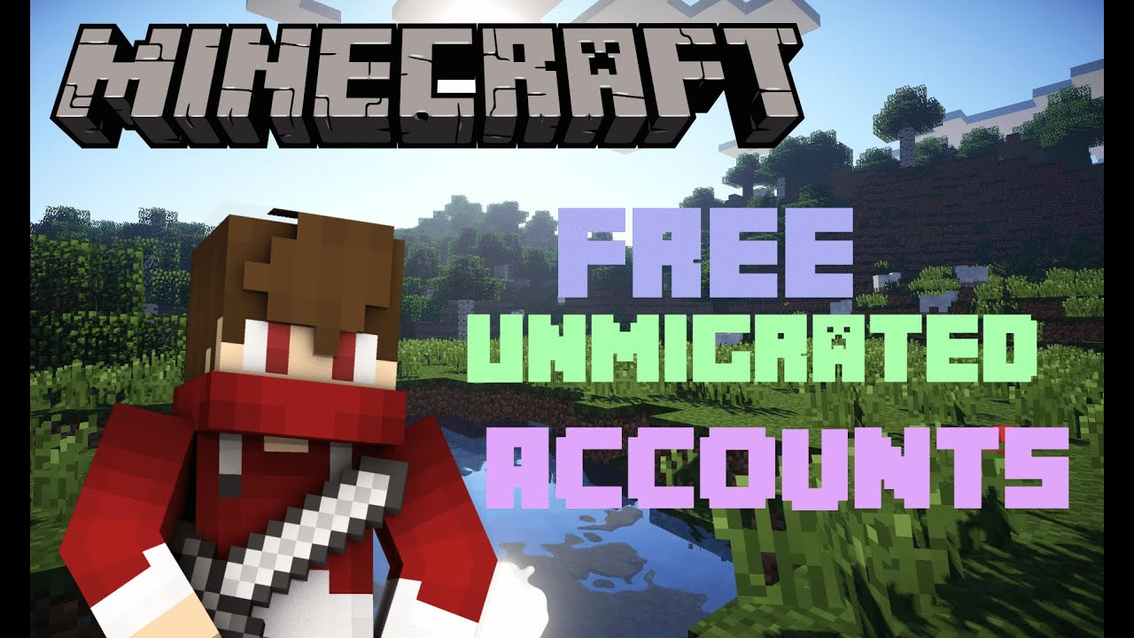 [NO LONGER WORKS] How to get FREE Unmigrated Minecraft Accounts!