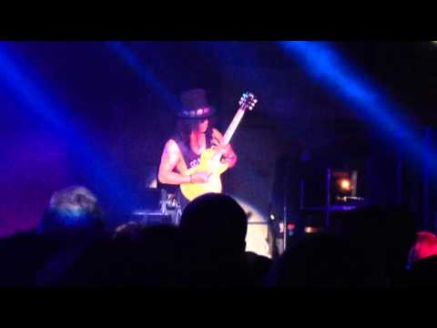 "Slash Guitar Solo""Guns N Roses"" -Rocket Queen @ Hollywood Palladium 10.23.2015"