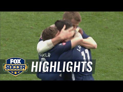 Swansea City vs. Tottenham Hotspur | 2017-18 FA Cup Highlights