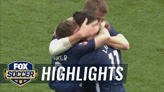 Swansea City vs. Tottenham Hotspur   2017-18 FA Cup Highlights