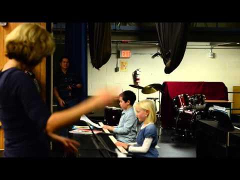 Arian's first concert