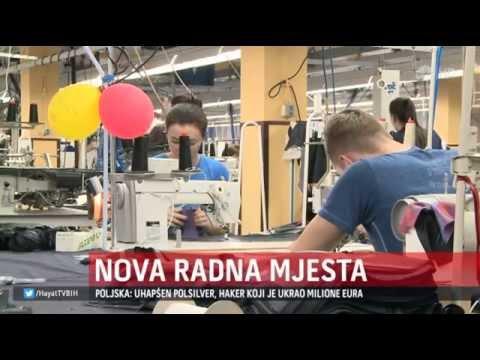 FORTITUDO TRAVNIK - NOVI POGON ZA NOVA RADNA MJESTA (14 10 2015)