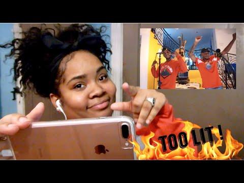 Ar'mon And Trey MASHUP | SZA -Love Galore | Cardi B - Bodak Yellow | Kendrick Lamar -LOVE | REACTION