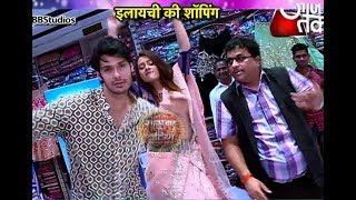 Jijaji Chhat Par Hai: Jijaji & Ilaichi's FUN SHOPPING In Delhi!