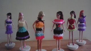 Crochet Clothes Doll 14