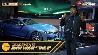 BMW M850i xDrive Coupe (The 8) 2019 - Gearevents EP18