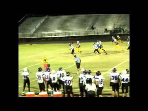 Caesar Martinez QB/RB #11 Freshmen Highlights