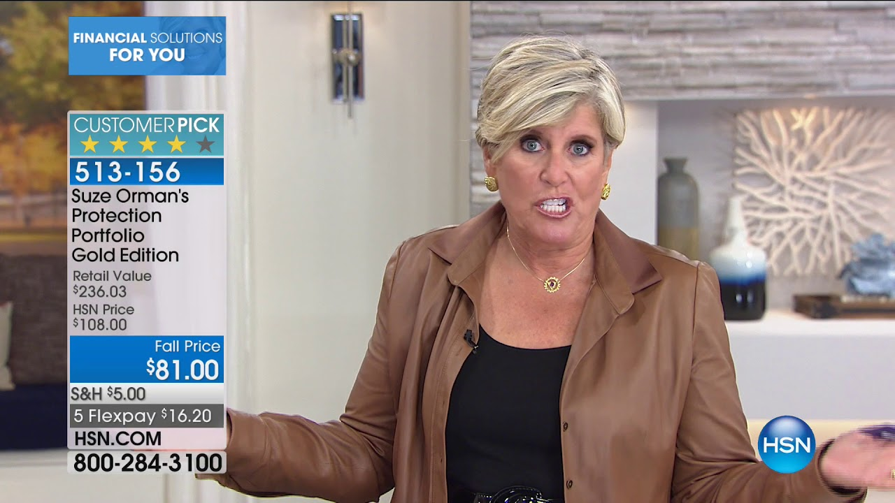 Hsn suze orman financial solutions for you 09242017 01 am hsn suze orman financial solutions for you 09242017 01 am solutioingenieria Images