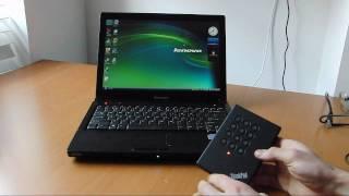 ThinkPad Secure USB Hard Drive Mini-Review