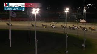Vidéo de la course PMU PRIX MILJONARENS LOPP