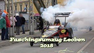 Faschingsumzug Leoben 13.02.2018