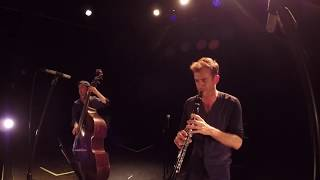 "David Orlowsky Trio -   ""Jodaeiye"" live at Frankfurt Brotfabrik 16.06.2017"