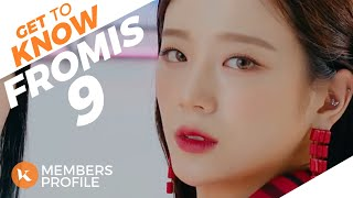 fromis_9 (프로미스나인) Members Profile & Facts (Birth Names, Positions etc..) [Get To Know K-Pop]