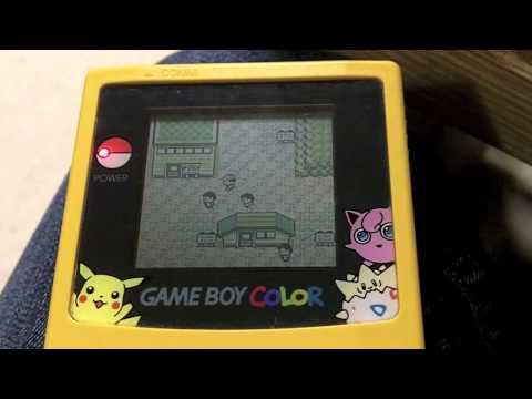 Pokemon Green Lavender Town (not An Emulator)