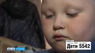 Миша Тарасов, 4 года, состояние после трепанации черепа