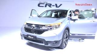 New CR-V makes debut, priced from RM142,400
