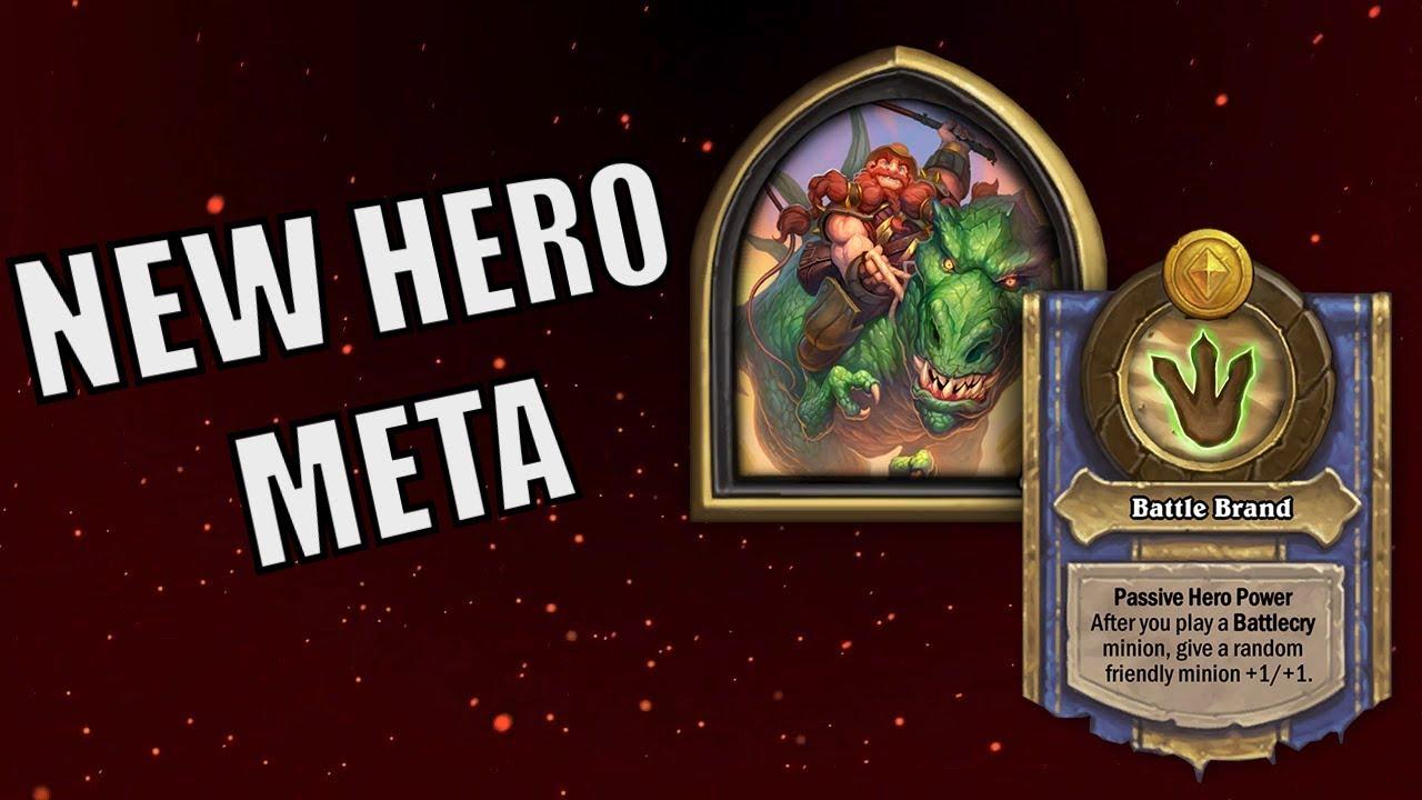 NEW HERO NEW META - Brann Bronzebeard Battlecry Value (Hearthstone Battlegrounds)