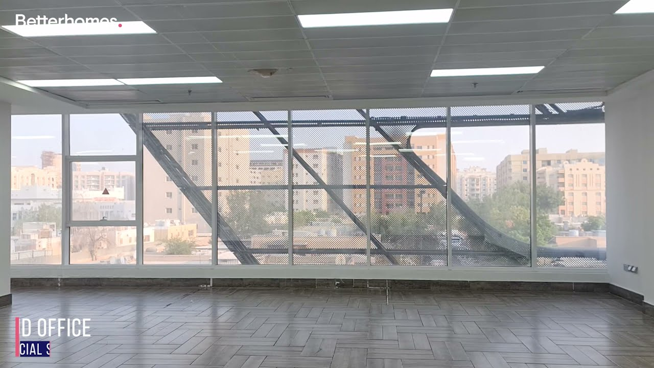Bin Mahmoud Commercial Office for Rent 14,250 QAR monthly.