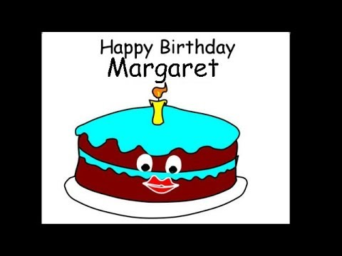 hqdefault happy birthday margaret youtube