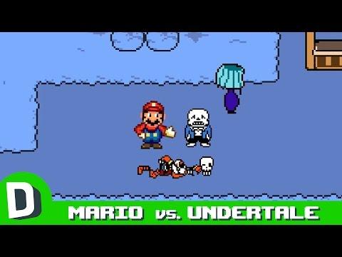 Super Mario Undertale