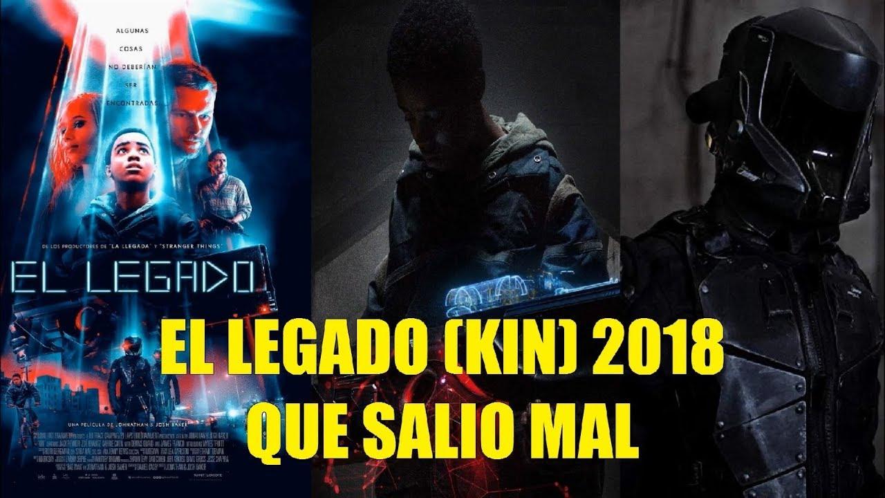 Download EL LEGADO La Pelicula 2019 Que Salio Mal  (KIN)
