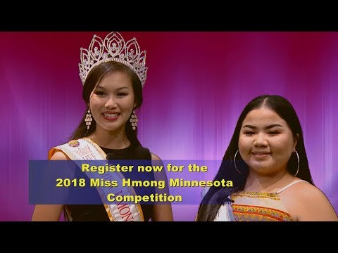 3 HMONG NEWS: A public announcement by the 2018 Miss Hmong Minnesota Pageant Committee.