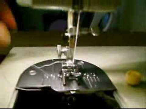 How To Thread My Vintage Kenmore Sewing Machine YouTube Awesome How To Thread A Sears Kenmore Sewing Machine Model 2142