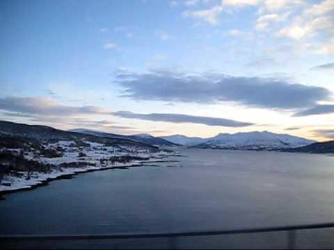 Narvik to Lofoten Islands.wmv