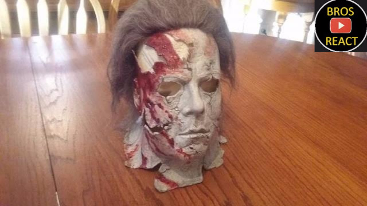Halloween 2 Rob Zombie Mask.My New Halloween 2 Rob Zombie Destroyer Mask By Russell Lewis