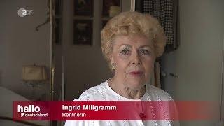 Mind. 3 Monate Haft: 83-Jährige hat wegen Hunger Lebensmittel geklaut 17.07.2017 - Bananenrepublik