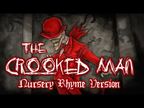 The Crooked Man | Nursery Rhyme Version | CREEPYPASTA