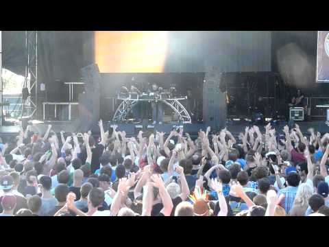 The Crystal Method - ID Fest: Noblesville, Indiana