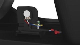 Replacing the Resistance Motor - Elliptical