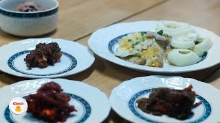 [ MINUTE ] Grilled Fish : 냄새없는…