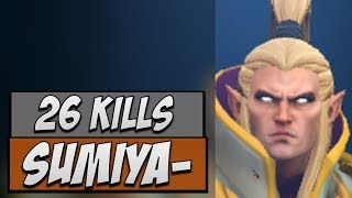 Sumiya Invoker - 5986 Matches | Dota 2 Gameplay