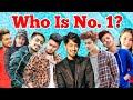 Top 10 tik tok stars in India 2019 | Mr Faisu, jannat zubair, Sagar Goswami, Garima Chaurasia | noob