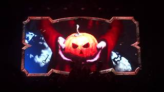 Helloween - Eagle Fly Free - Live in Bamberg 21.12.2018