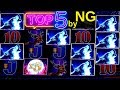 Top JACKPOTS In 2018 By NG | Timber Wolf Deluxe| Gold Bonanza | Dancing Drums | Lock It Link Slot