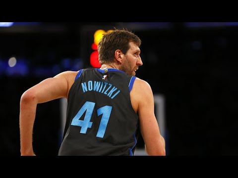 Dirk Nowitzki Highlights | 14 Points vs New York Knicks