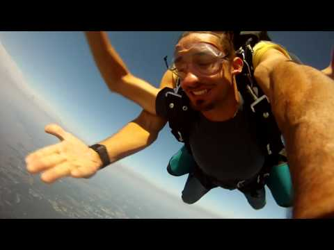 Skydiving in Maryland - Russell Kenny